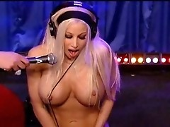 Gina Lynn on Sybian broadcasts in Howard Stern Show