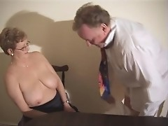 Granny gets seen to