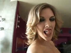 All varieties of sex starting from anal in video