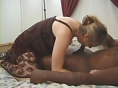 Mature White Wife Interracial
