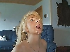 AMATEUR MATURE EVERY HOLE FUCKED AND FACIALISED