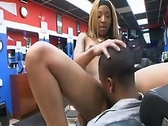 Roxy Reynolds  This Aint the barbershop