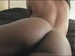 Black Goddess Hairy Ass Pussy And Amazing Soles