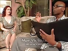 Mae Victoria Interarracial mommy