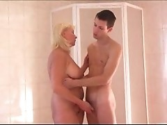 Russian Mom And Boy 086