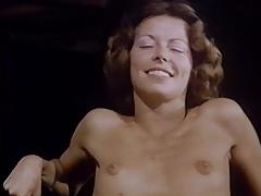 White woman with black man - 1976 Interracial Vintage