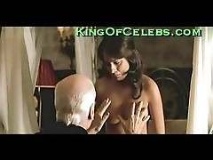 Stephanie Leonidas has sex with an old man