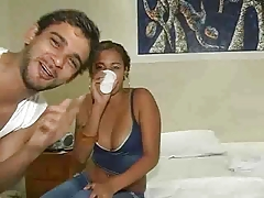 Brazilian Couple Sex Tape