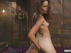 Anal Slut Amber Shoves Her Fist, Dildos, Toys up Her Ass