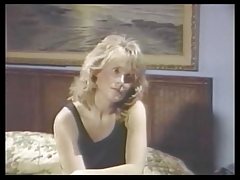 Nina Hartley And Alex Greco Lesbian Scene