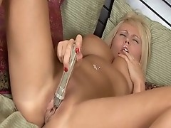 She has wonderful C cup titties & likes to squirt
