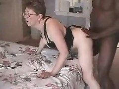 Granny Hungry For a Big BLack Cock