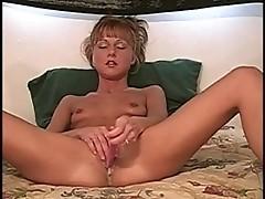 Wet Pussy Masturbating Real Orgasm