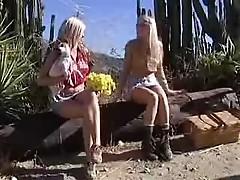April Aubrey And Jana Foxy