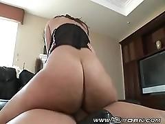 Fucking Brunette Slut In Sexy Corset Alexis Breeze