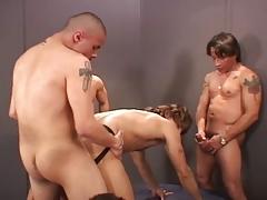 Gay Ultimate Gangbang Slut #2