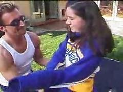 Cheerleader Kacey M27