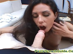 Big Tits Arianna Give A Good Blowjob