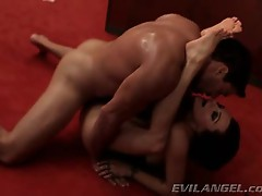 Rampant Belladonna loves getting fucked hard and rough