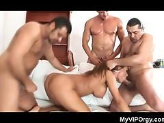 Orgy Body Fluid Bonanza
