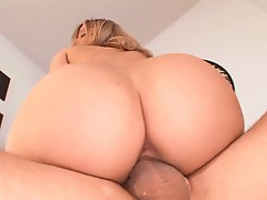 Alexis Texas has one big ass that she gets fucked in with a big dick