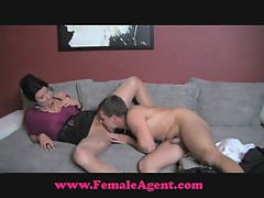 FemaleAgent. Sex starved casting