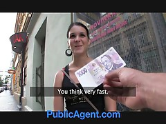 PublicAgent Emma loved sucking my cock so much