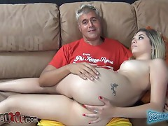 Lia Lor Sucks Dick and Squirts at Immoral Live!