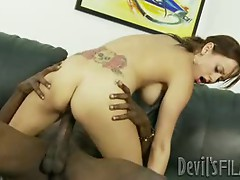 Vivacious Mae Lynn rides her pussy on this hard dick