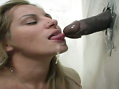 Fuckslut Friday will suck anyone's dick, even someone she met on the street