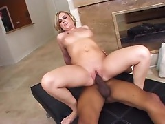 Hayden Night is ravaged by a big black doctor's cock