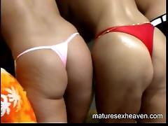 bikini Yacht Orgy Part 4