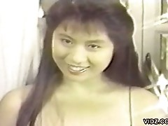 Sexy Asian slut spices marriage with dance