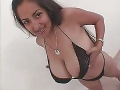 Big Tit Indian Vanessa POV