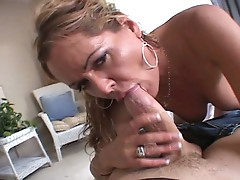 Kelly Leigh is an older chick who still loves to fuck like she used to