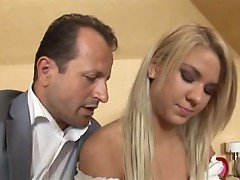 Zorah White is seduced by a perverted older man who wants fresh meat