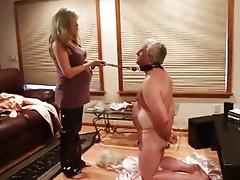 One Choice Master or sissy faggot