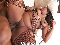 Ebony Big Ass Facesitting And Sex