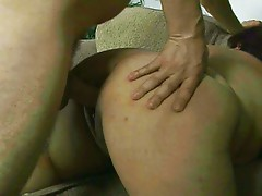 Asian babe rimming tight asshole