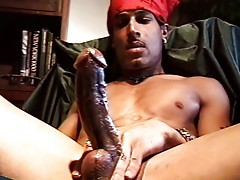 Big black cock wank compilation