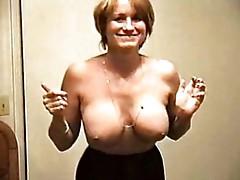 Cougar stripping