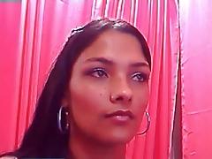 Nice Young Latina With Mini-Gape