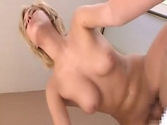 European twat of Victoria White is fucked by Asian