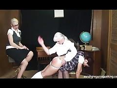 Sarah Gregory Detention Discipline