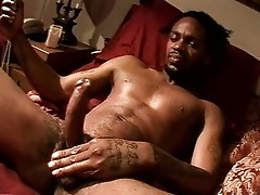 Choking black cock hard compilation
