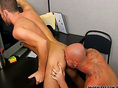 Muscle Mitch Vaughn slams Parker Perry