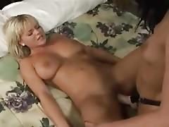 Sensual Lesbians Strap-on Fun...F70
