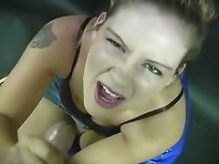 Claire James Gives Great Hand Jobs