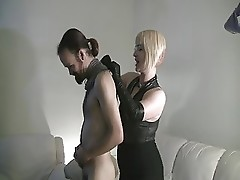 Two Dommes, 2 Canes, No Respite, Preview