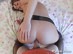 Melissa Lauren Takes a Huge Dick in the Ass